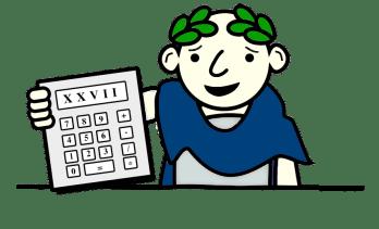 Convertitore di Numeri Romani
